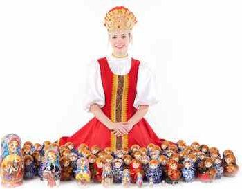 Синтез Западной и Восточной культур в российской цивилизации