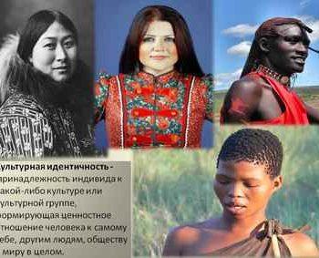 Культурная идентичность